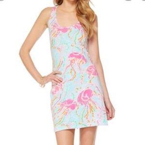 Lilly Pulitzer Jellies Be Jammin Cordon Dress XS